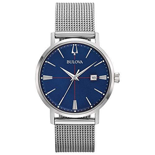 Bulova Reloj de vestir (Modelo: 96B289)