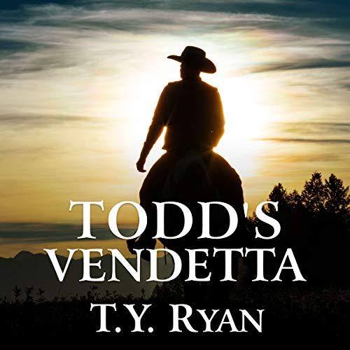 Todd's Vendetta audiobook cover art