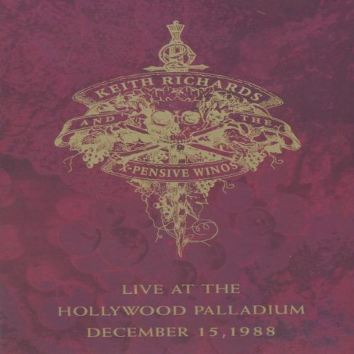Keith Richards - Live at the Hollywood Palladium