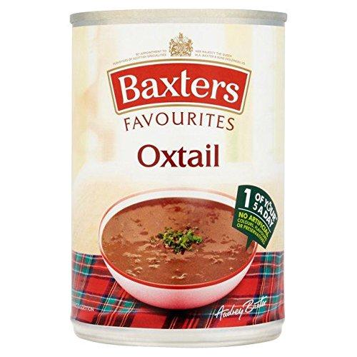 Baxters Favoris De Queue De Boeuf Soupe 400G - Paquet de 6