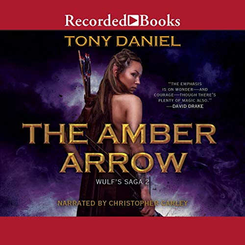 The Amber Arrow Titelbild