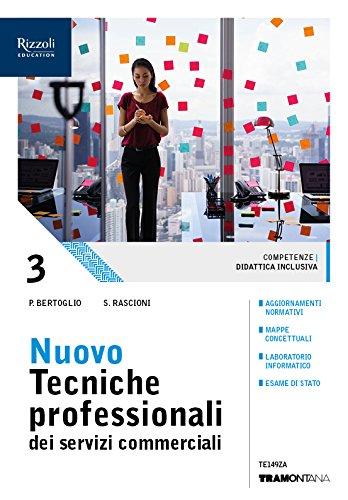 Nuovo tecniche professionali dei servizi commerciali. Per le Scuole superiori. Con ebook. Con espansione online (Vol. 3)