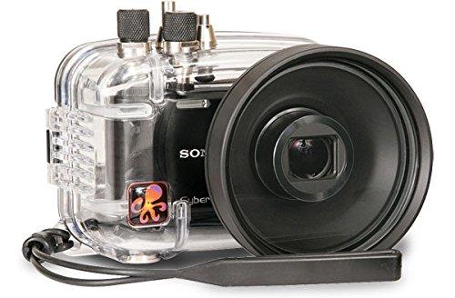 Ikelite 6211.05水中カメラハウジング/ソニーサイバーショットDSC - HX5V、DSC - H55デジタルカメラ用防水マリンケース
