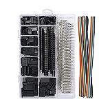 Kit Di Pinze Per Crimpare, Set Di Pinze Per Crimpare Con Connettori Da 1550 Pezzi Per AWG 28-18 (0,1-1 Mm²),terminal box