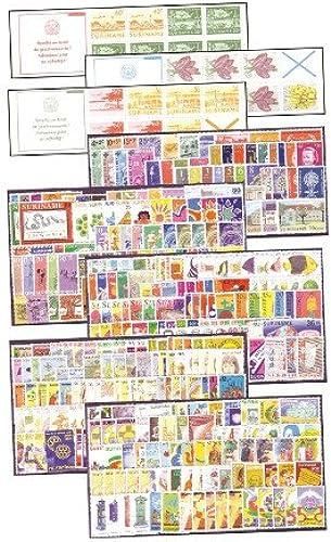 Goldhahn Surinam Kollektion postfrisch  Briefmarken für Sammler