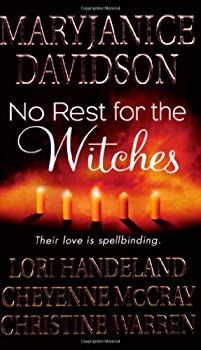 No Rest for the Witches 0312949219 Book Cover