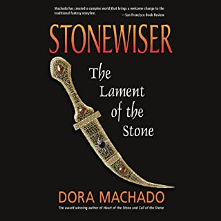 Stonewiser audiobook cover art