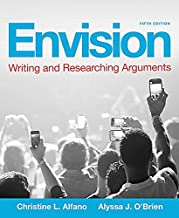 Envision: Writing and Researching Arguments Plus MyLab Writing -- Access Card Package (5th Edition)