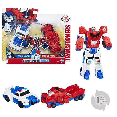 Transformers Robots in Disguise Combiner Force Crash Beeside Figura
