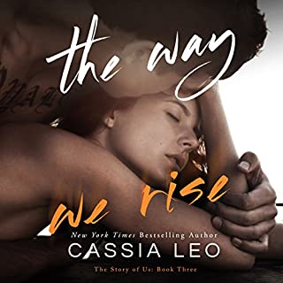 The Way We Rise audiobook cover art