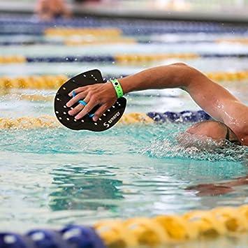 Synergy Hand Paddles for Swim Training