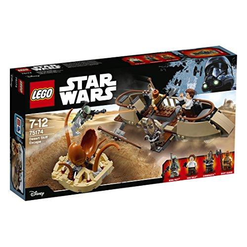 LEGO Star Wars 75174 - Desert Skiff Escape