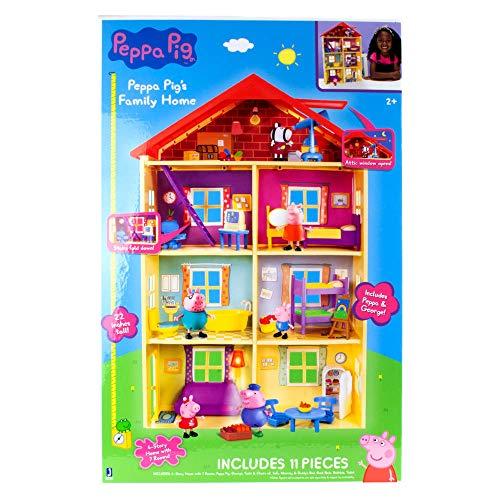 Brinquedo Casa Gigante da Peppa, Peppa Pig, Sunny
