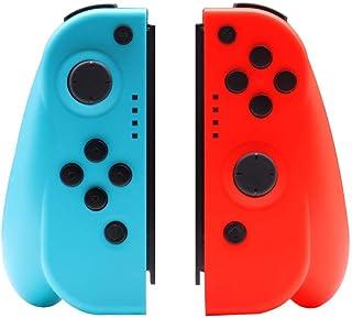 Switch コントローラー Joy-con代替品 ジャイロ 振動 グリップ付き 日本語取扱説明書付き 一年間保証 Beneray