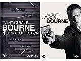 Jason Bourne - L'intégrale 5 films: La Mémoire dans la Peau / La Mort dans la Peau...
