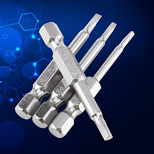 Triangle Screwdriver, Strong Magnetism Screwdriver Bit Screwdriver Bit Set, for Home Vacuum Cleaners