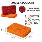 Zoom IMG-1 liflicon2 spugne scrubber abrasive antigraffio