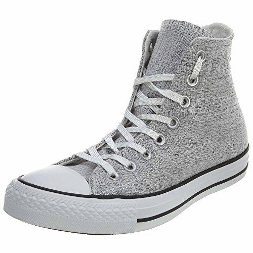 Converse Chuck Taylor All Star Sparkle Fashion Sneaker für Damen, (schwarz/weiß), 37.5 EU