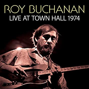 Live At Town Hall 1974