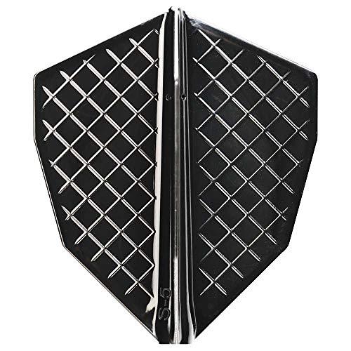 Cosmo darts flights v series s-5 black