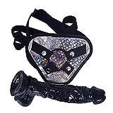 MXYLYM9 Entspannungsstab, Huge Strap Hosen Powerful Big Wasserdichtes Training Kit for Frauen...