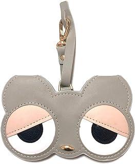 Longjet Eyeglass Case Soft Leather Sunglasses Organize Holder Cute Handbag Charms Accessories