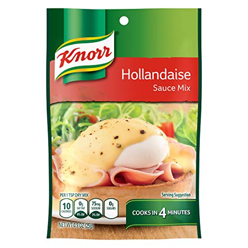 Knorr Classic Sauces, Hollandaise Sauce Mix, 0.9Ounce Packages (Pack of 24) by Knorr [Foods]