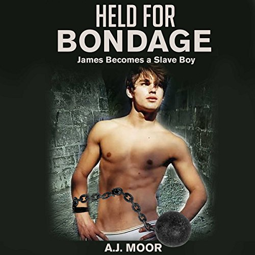 Held for Bondage audiobook cover art