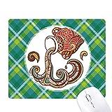 Aquarius Constellation - Alfombrilla de ratón con diseño de símbolo del zodiaco