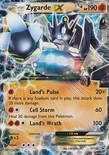Pokemon - Zygarde-EX (XY151) - XY Black Star Promos - Holo