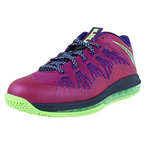 Nike Lebron X Low 579765-601 Größe 45