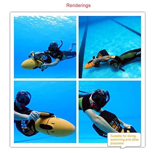 Leichter Unterwasserscooter zum Tauchen im Flachwasser Bild 4*