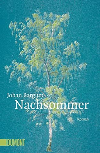 Buchseite und Rezensionen zu 'Nachsommer: Roman' von Johan Bargum