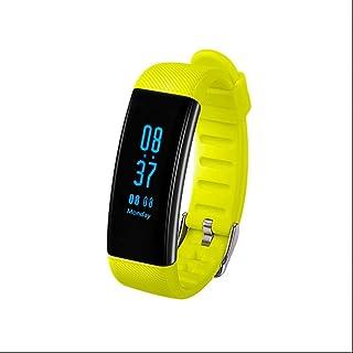 Monitor de Actividad,Impermeable IP68 Reloj Inteligente,Pulsera Inteligente con Pulsómetro,Fitness Tracker con Pódometro,Pulseras Actividad,Bluetooth para IOS y Android