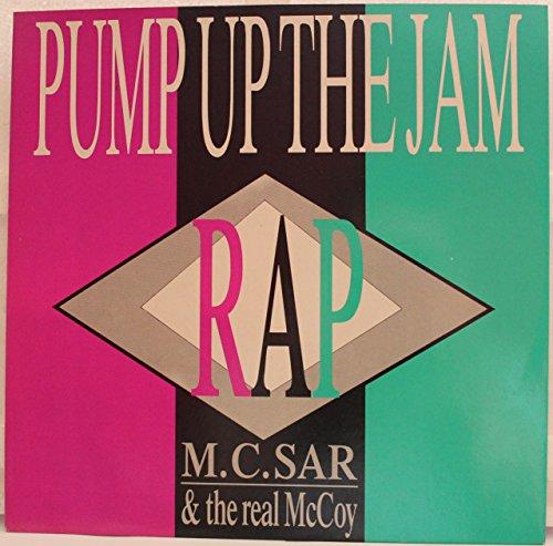 Pump up the jam (rap, #zyx6250)
