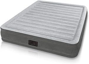 Intex Comfort-Plush with Fiber-Tech Technology Queen 1.52m x 2.03m x 33cm - 67770