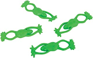 Unique Stretchy Frog Slingshot Shooters 8-Pieces