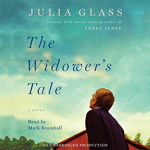 The Widower's Tale audiobook cover art