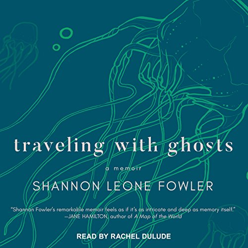 Traveling with Ghosts audiobook cover art