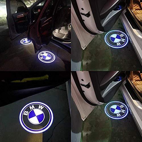 HConce Türbeleuchtung Definition Autotür Projektion LED Door Shadow Logo Licht 4 Stück