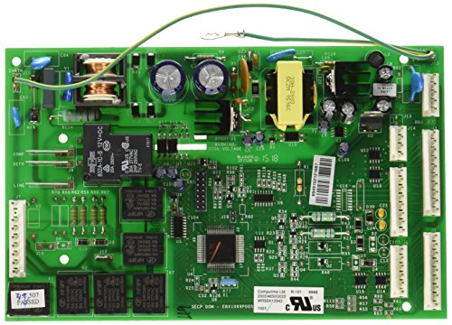 GE General Electric wr55 X 10942 Refrigerator Principal Control Board Assembly