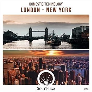 London - New York