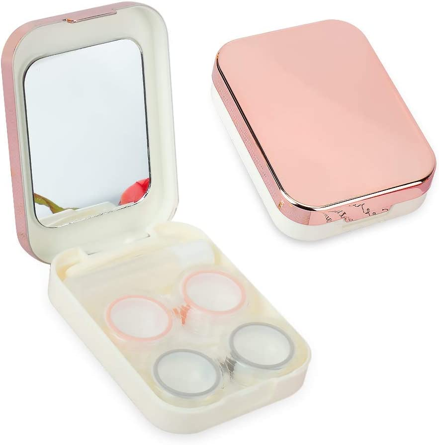 Two Packs Contact Lens Care Cheap mail order shopping Mail order cheap L Cute Nobleness Vision