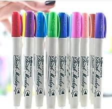 Tyi Artline Supreme Markers - Brush Tip (8 Pack)