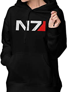 DGGE N7 Womens Hoodies Sweatshirts Clothing and Sports