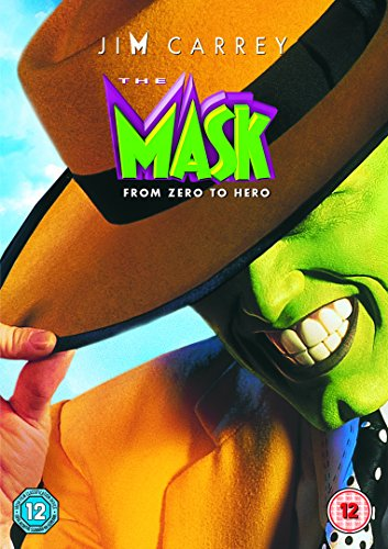 The Mask [DVD] [2016] UK-Import, Sprache-Englisch