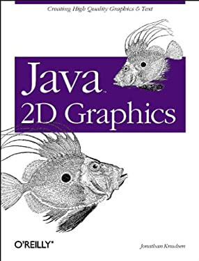 Java 2D Graphics: Creating High Quality Graphics & Text (Java Series)