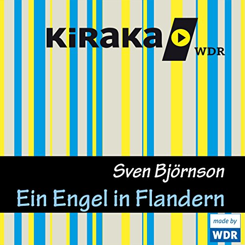 Ein Engel in Flandern audiobook cover art