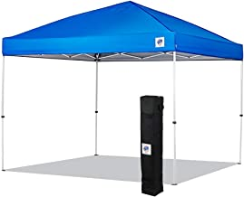 E-Z UP ENV3WH10RB New Envoy EZ UP Instant Canopy Shelter Tent, 10' by 10', Royal Blue