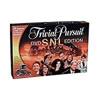 Trivial Pursuit Saturday Night Live SNL DVD Edition Board Game by G173712094 [並行輸入品]